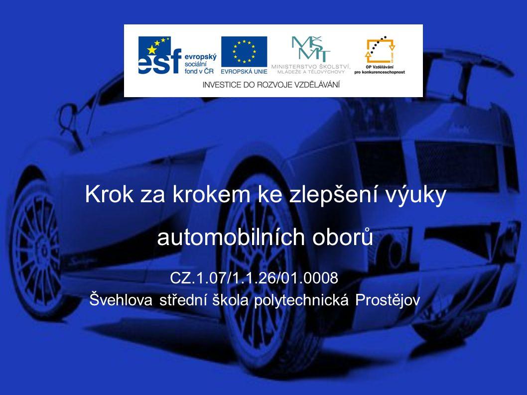Modul 2 Základy elektrotechniky vozidel DRUHY ALTERNÁTORŮ A JEJICH POUŽITÍ Autor:Ing.