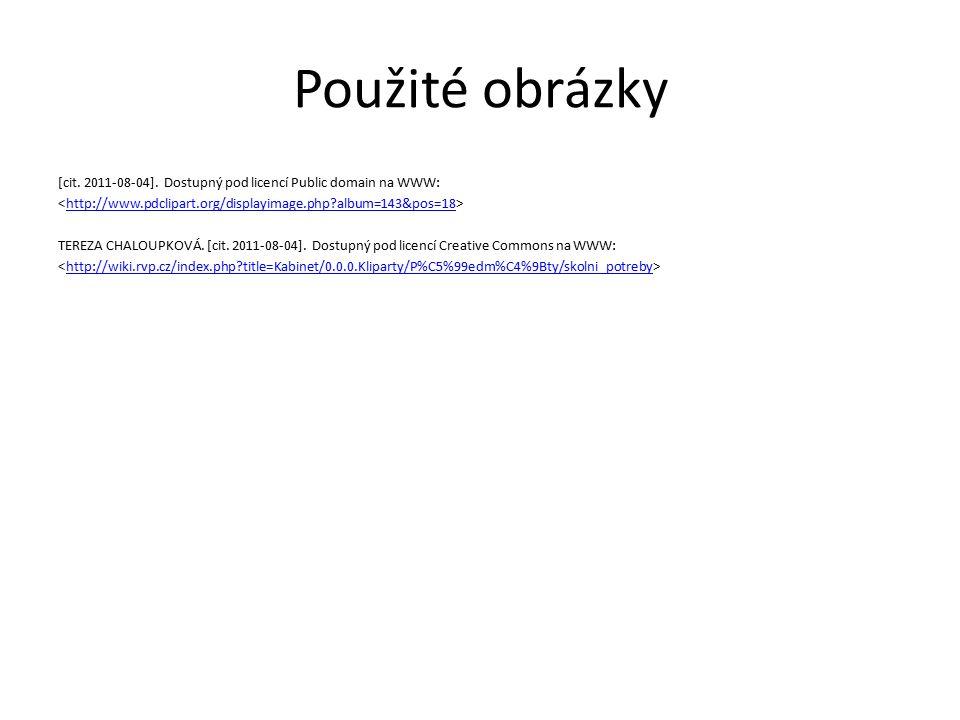 Použité obrázky [cit. 2011-08-04].