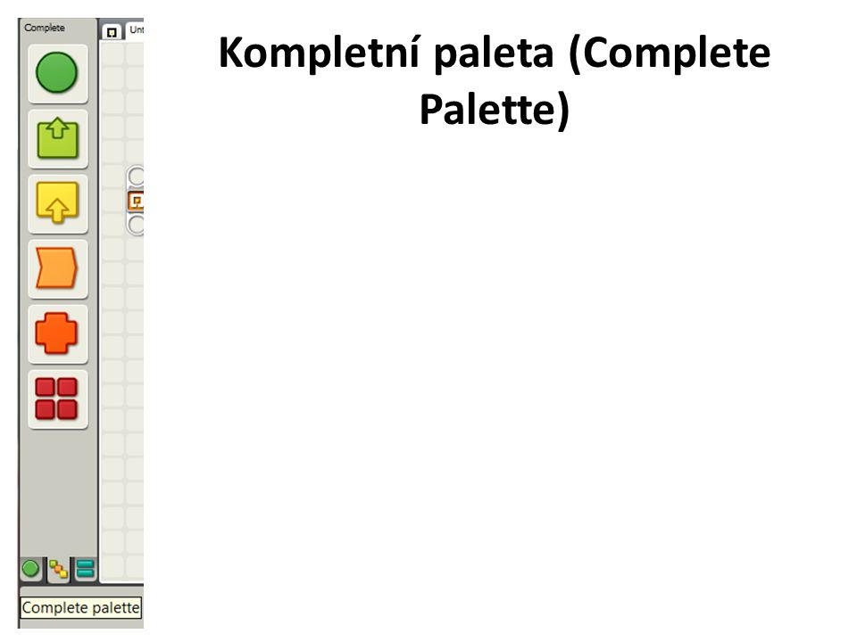 Kompletní paleta (Complete Palette)