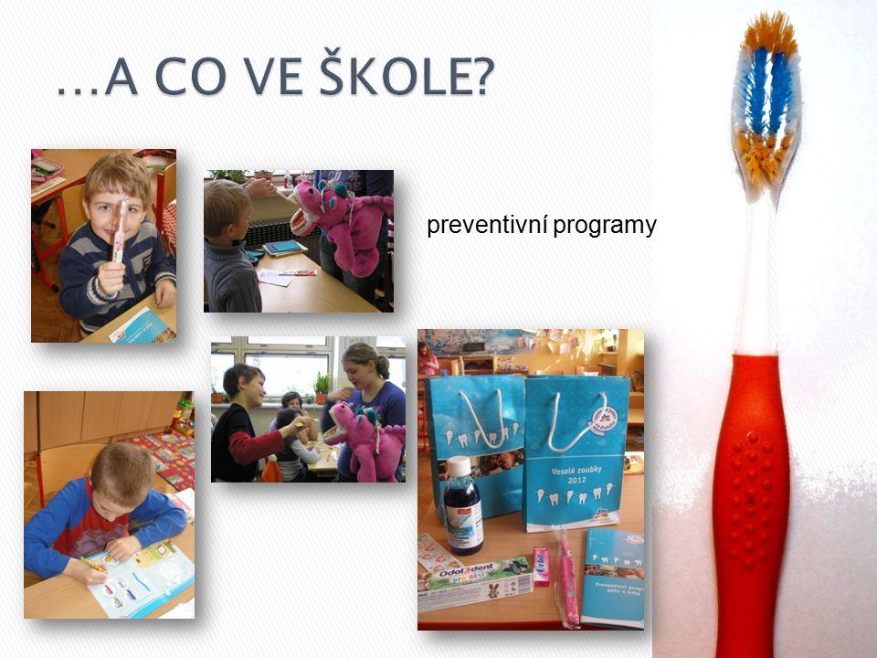 preventivní programy