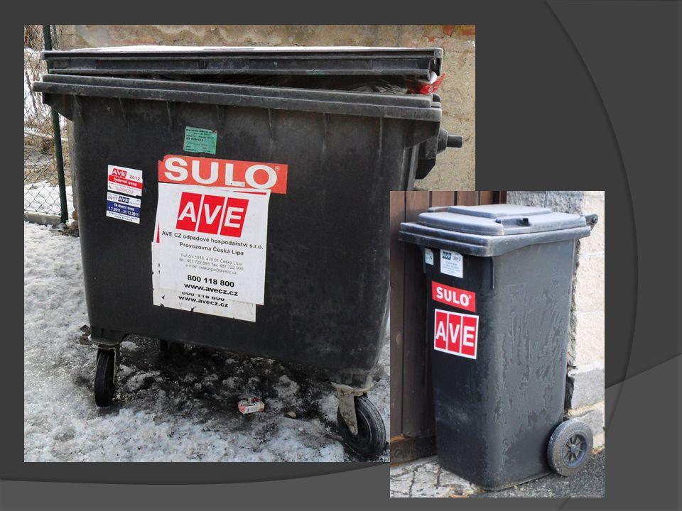  místa, která slouží k odkládání více druhů odpadů  mají pravidelnou provozní dobu  je tam obsluha, která dohlíží na správné nakládání s odpady  provozovatel – obec nebo svozová firma