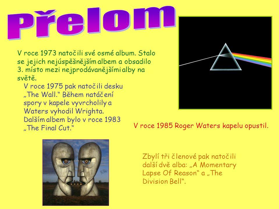 V roce 1995 ukončili po 31 letech Pink Floyd svou činnost.