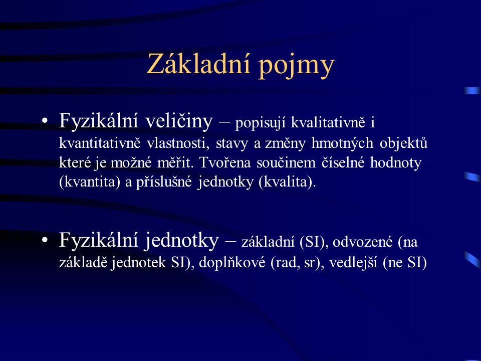 Radioaktivita Využití radionuklidů Detekce Urychlovače