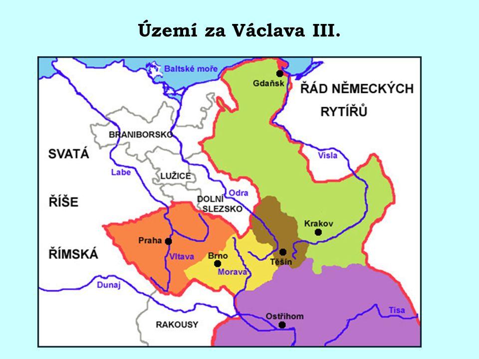 Území za Václava III.
