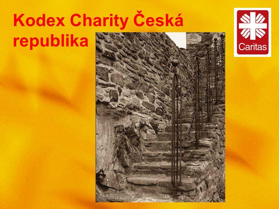 Kodex Charity Česká republika