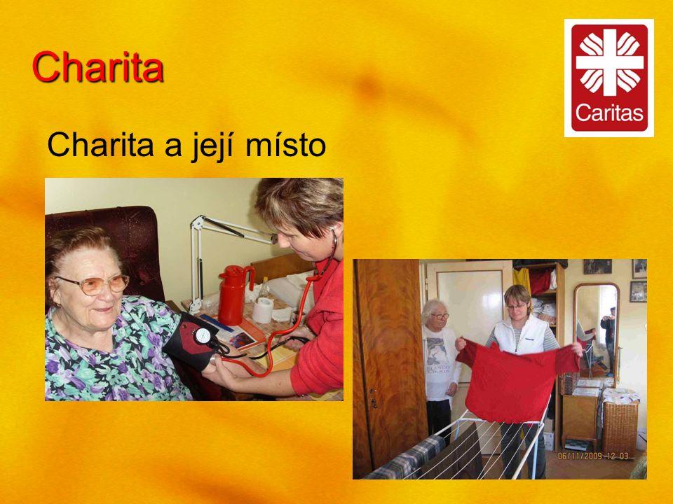 Charita Charita a její místo