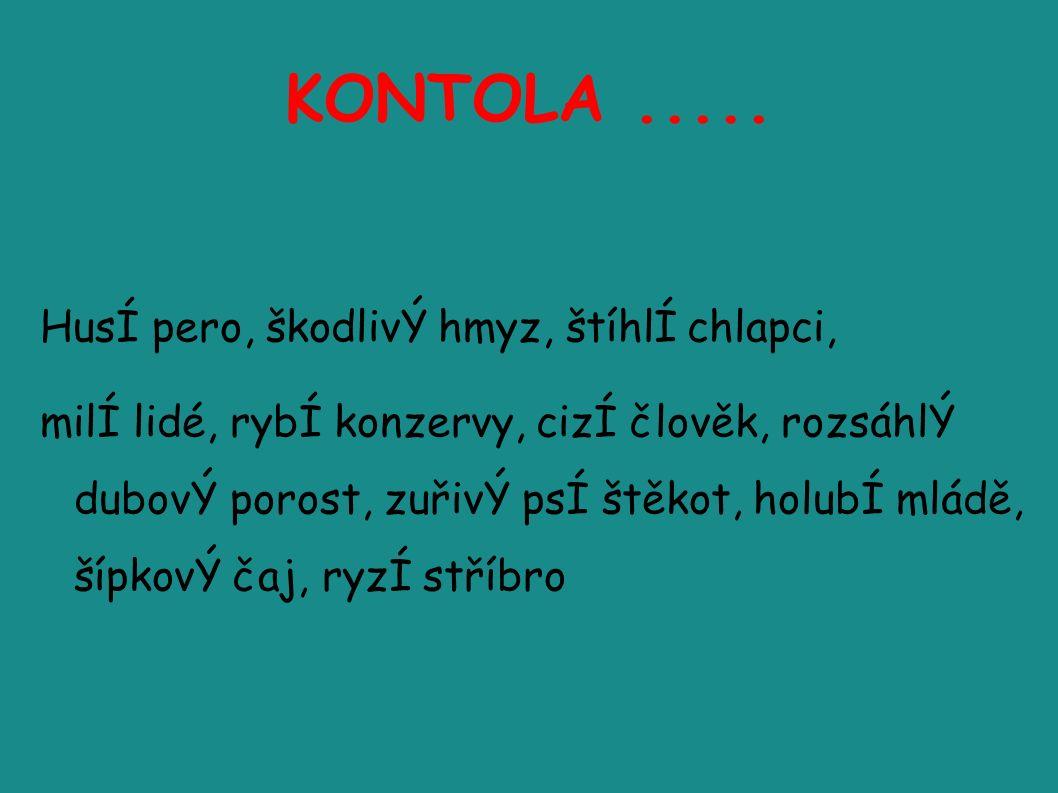 KONTOLA.....