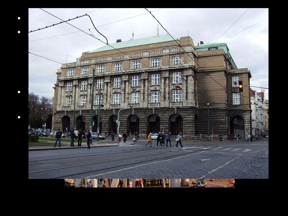 Praha je kulturní metropolí celé České republiky Jsou zde desítky – Divadel – Galerií – Muzeí – Kin V Praze sídlí 12 vysokých škol z nichž nejproslule