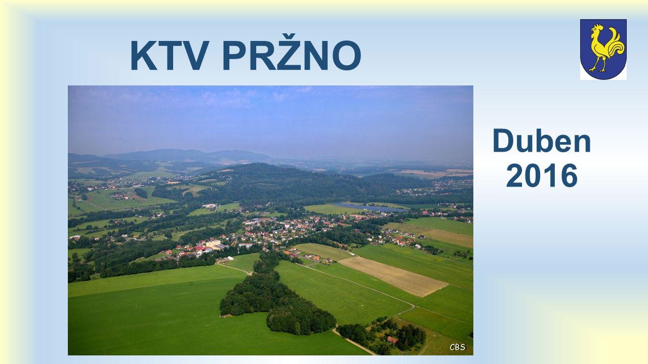 KTV PRŽNO Duben 2016