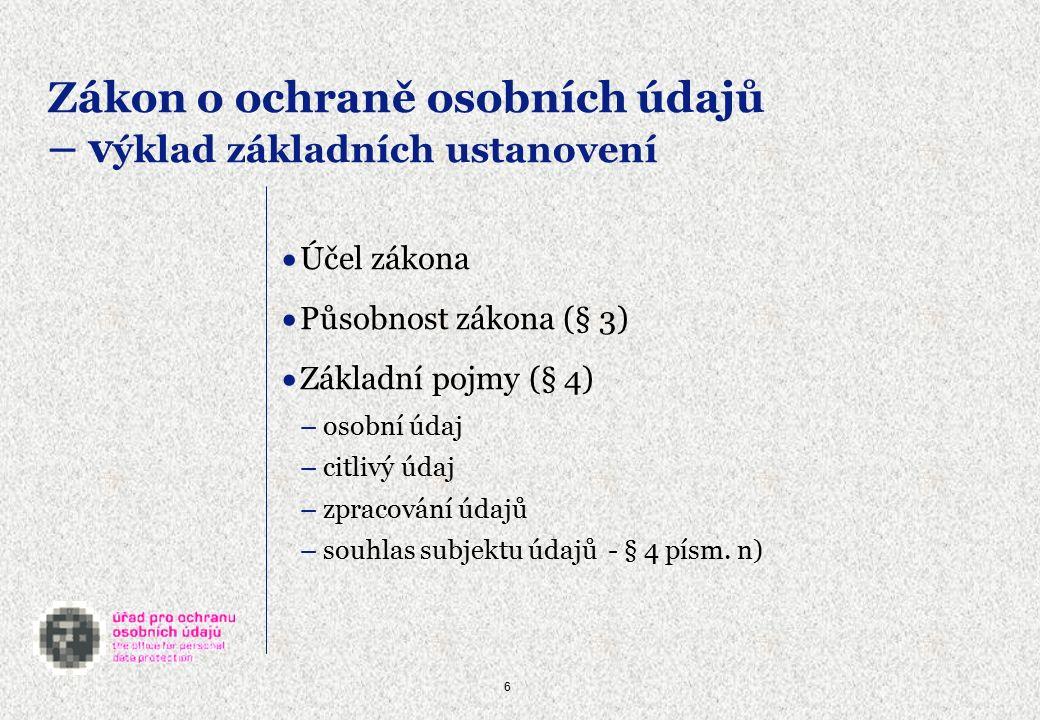 Děkuji Vám za pozornost. Josef.Prokes@uoou.cz Josef.Prokes@centrum.cz