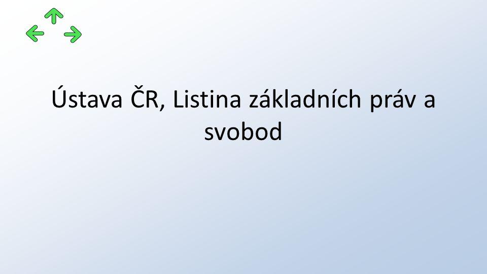 Ústava ČR, Listina základních práv a svobod