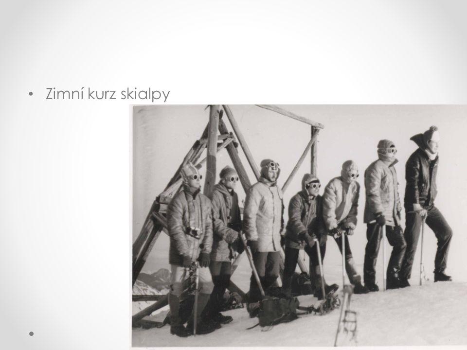 Zimní kurz skialpy