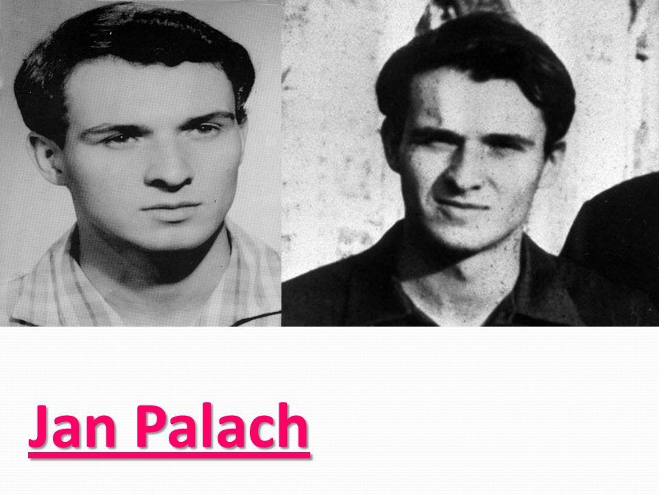Životopis Jana Palacha: Narodil se 11.srpna 1948 v Praze.