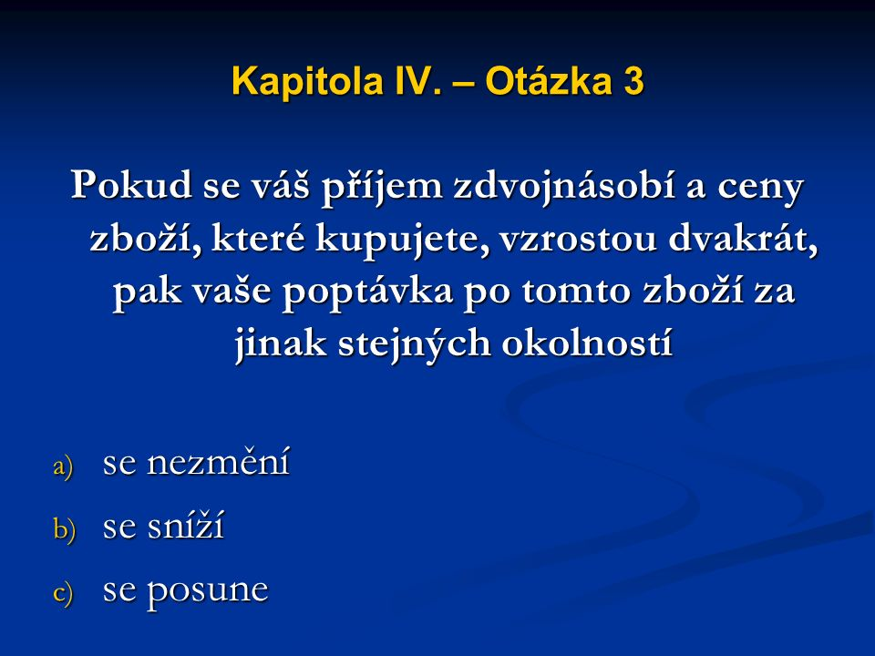 Kapitola IV.