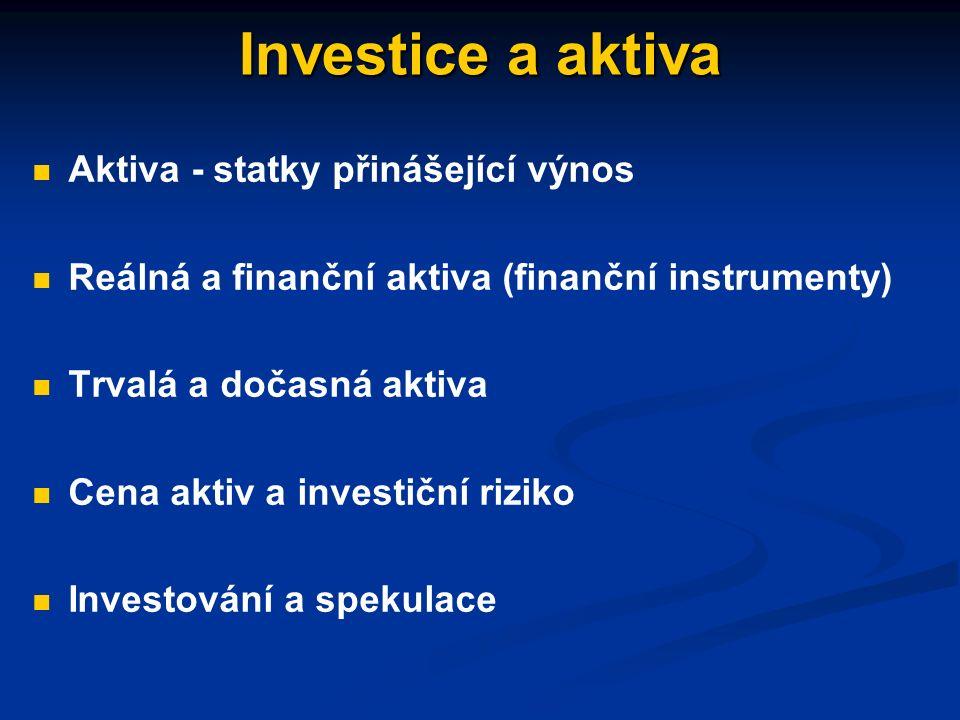 Regulace kapitálového trhu Cílem regulace kapitálového trhu je především: posílení transparence trhu ochrana investorů omezení finančních rizik omezen