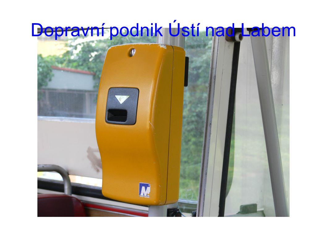 Dopravní podnik Ústí nad Labem