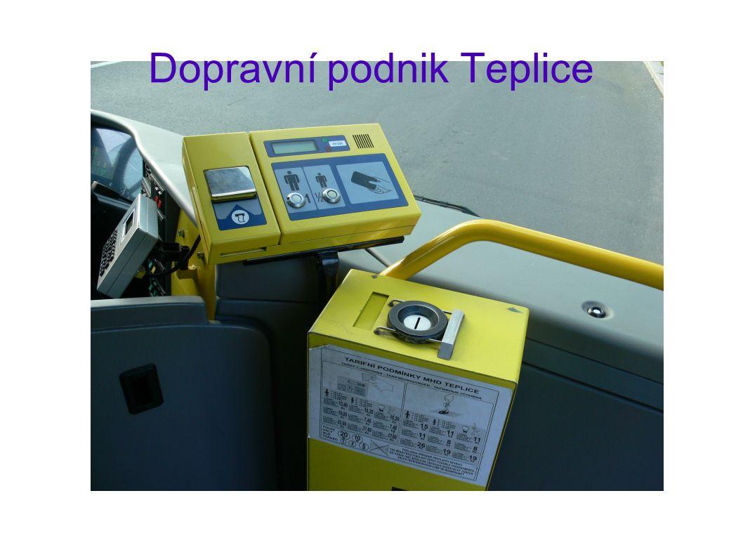 Dopravní podnik Teplice