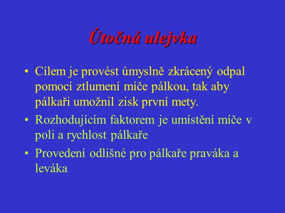 Za metou (running start)