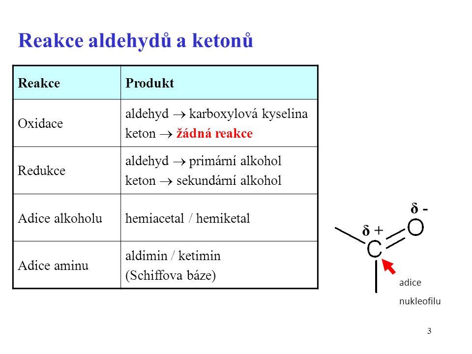 44 Postupná oxidace ethylenglykolu (viz LCH II, kap.