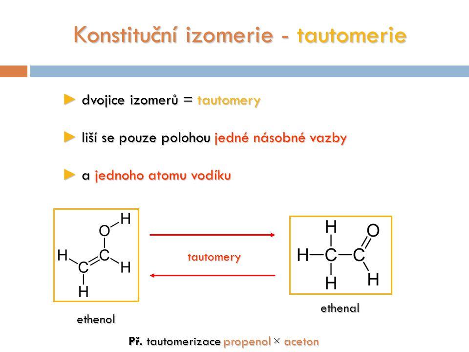 Chiralita dusíku Stereogenní centrum = dusík v kvartérních ammoniových solích, kde jsou na atom dusíku vázané čtyři různé substituenty.