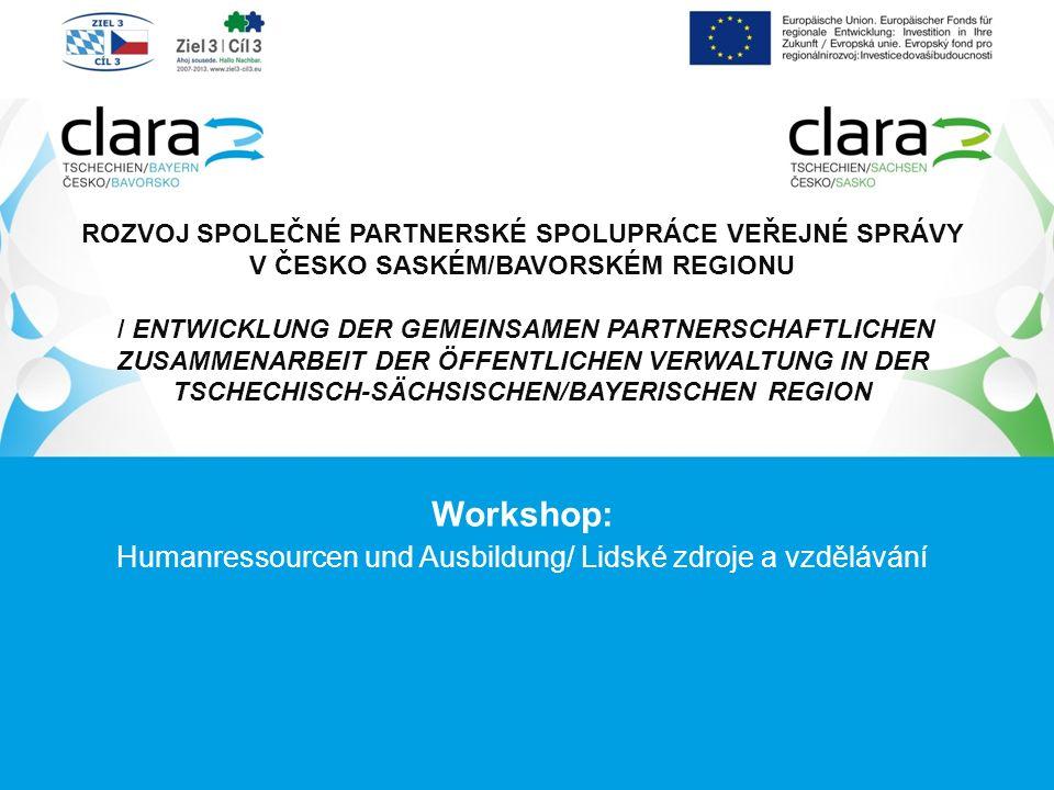 Clara II workshop Rehau 25.6.2013 2 Centrum substituční terapie v Karlovarském kraji