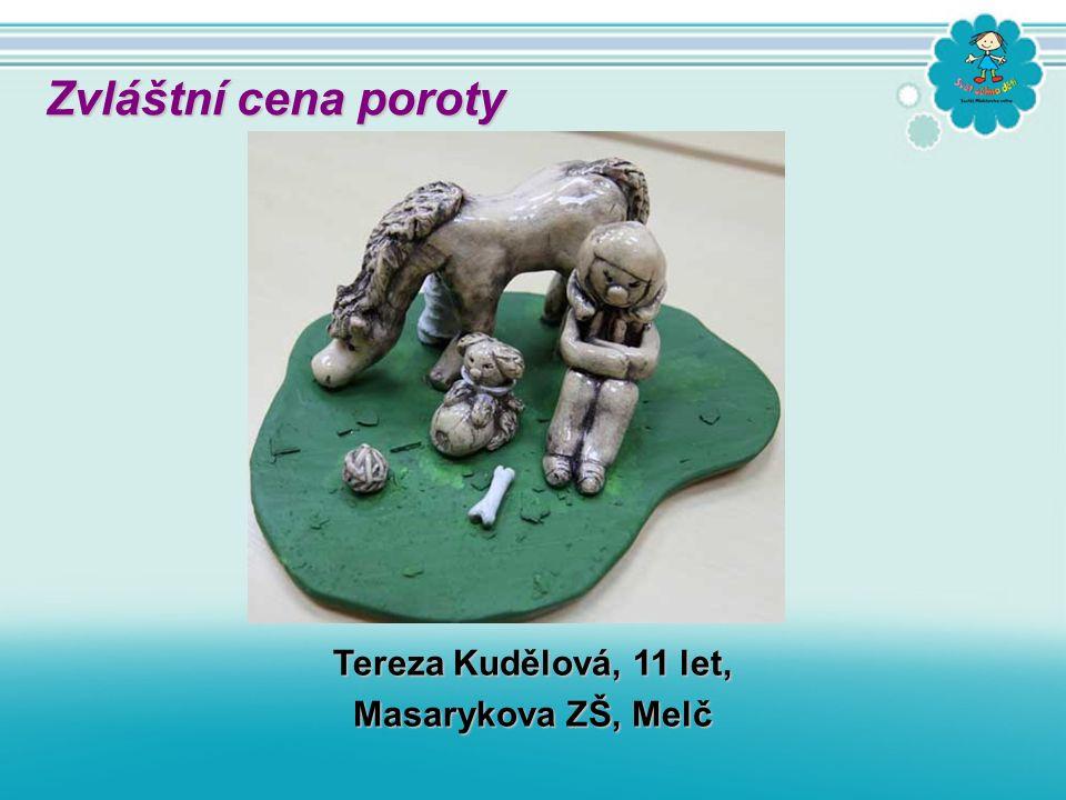 Tereza Kudělová, 11 let, Masarykova ZŠ, Melč Zvláštní cena poroty