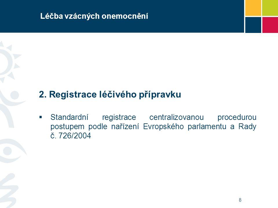 9 Léčba vzácných onemocnění v České republice 1.