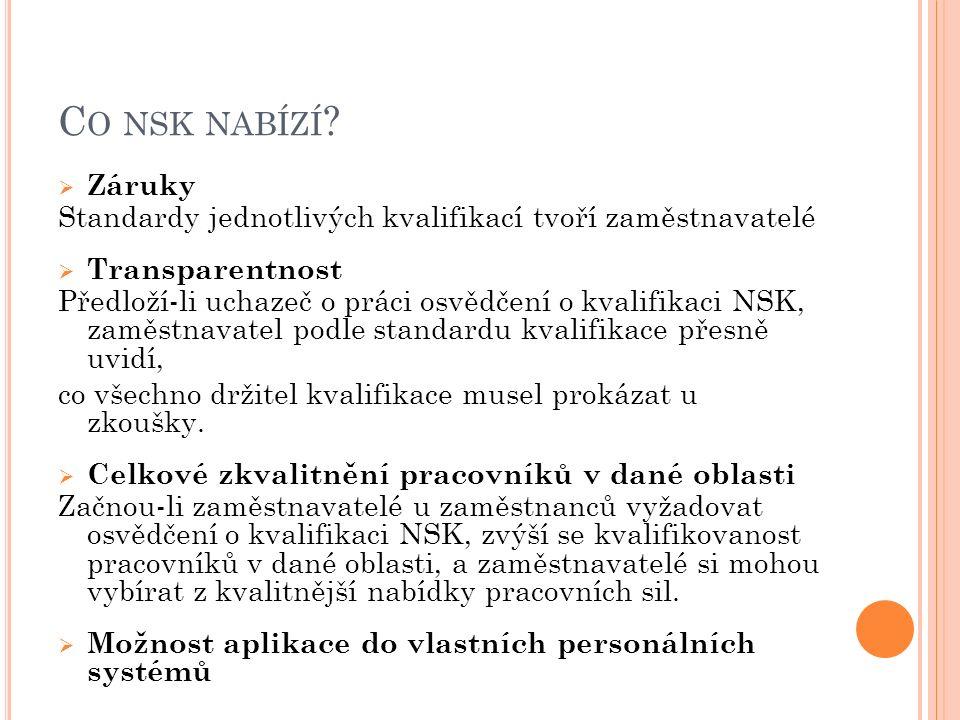 NSK V ČÍSLECH ( STAV K 08/2014)  641 PK (ca.