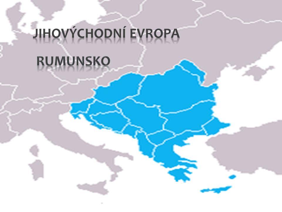 Rozloha 237 500 km² Počet obyvatel 21 467 000 Hlavní město Bukurešť Prezident Traian Basescu Jazyk rumunština Měna rumunský lei