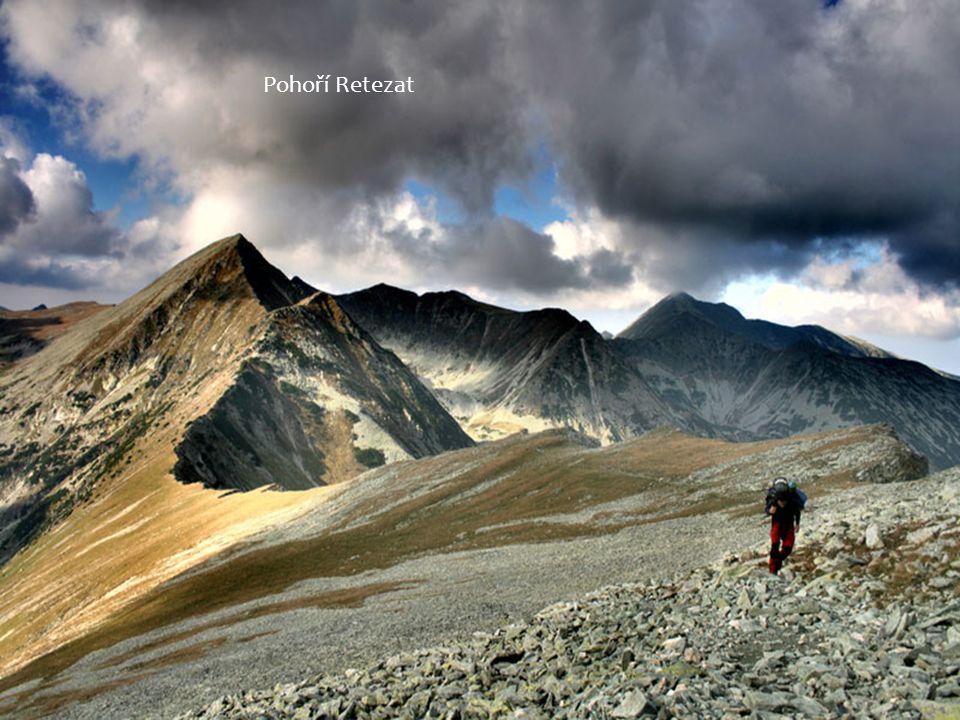 Pohoří Retezat