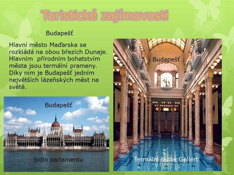  Největší jezero je Balaton.