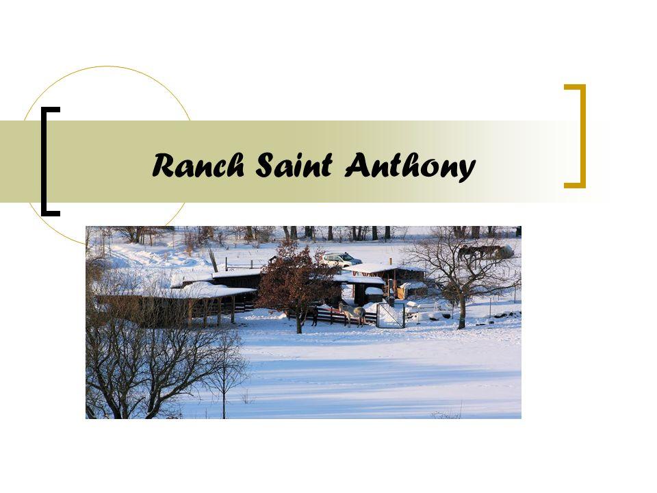 Ranch Saint Anthony