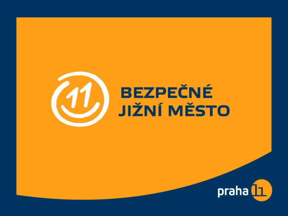 Kamerové systémy na území MČ Praha 11 1.Městský kamerový systém hl.