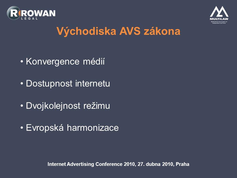 Internet Advertising Conference 2010, 27.dubna 2010, Praha Děkuji za pozornost Mgr.