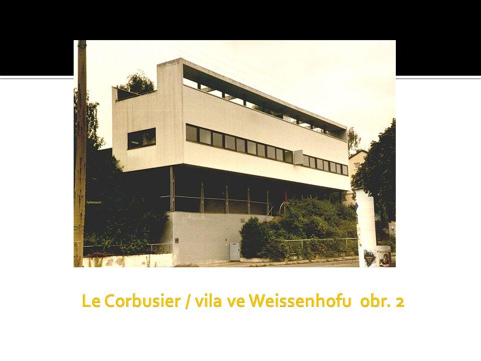 Evropa: - Le Corbusier - Mies van der Rohe - Walter Gropius Československo: - Bohuslav Fuchs - Jaroslav Frágner - František Lydie Gahura