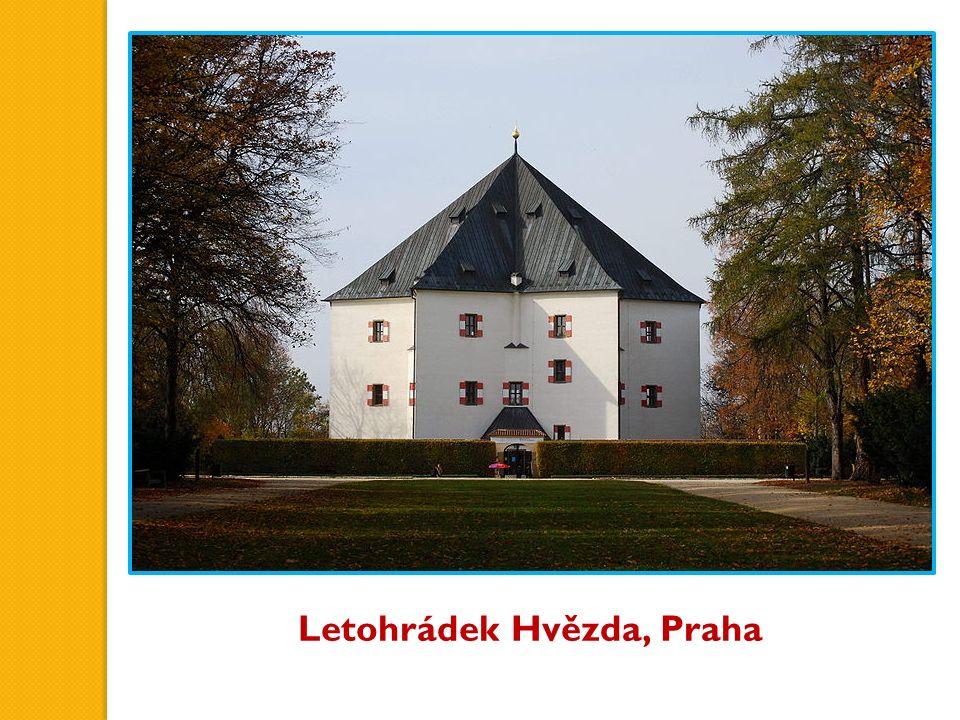 Letohrádek Hvězda, Praha