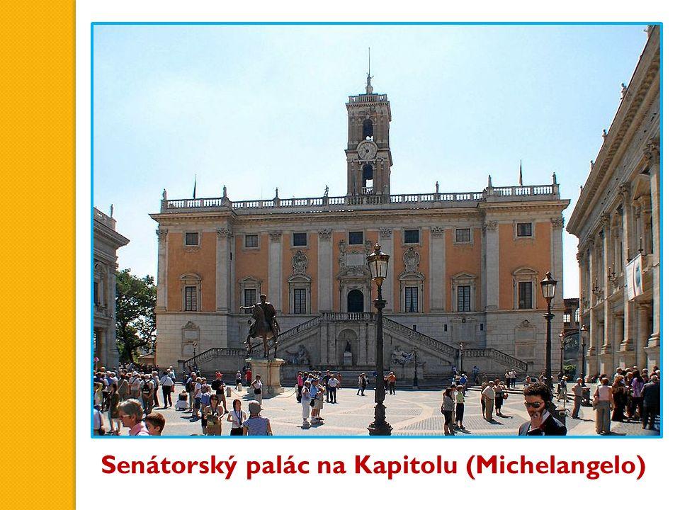 Senátorský palác na Kapitolu (Michelangelo)