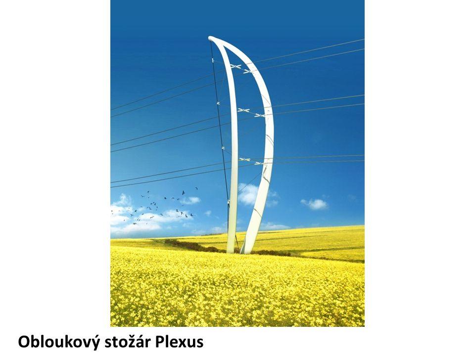 Obloukový stožár Plexus