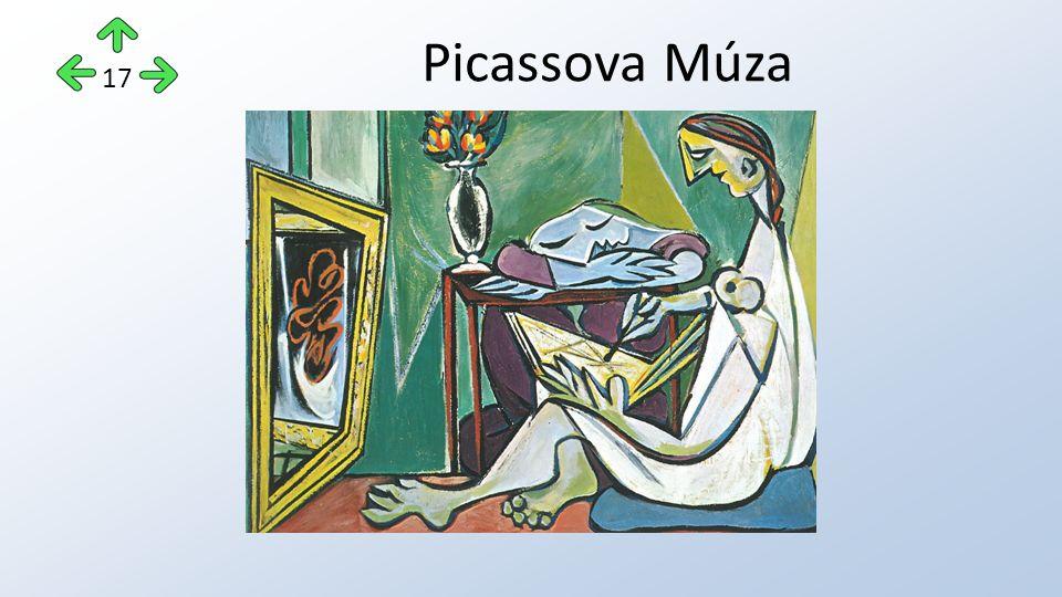 Picassova Múza 17