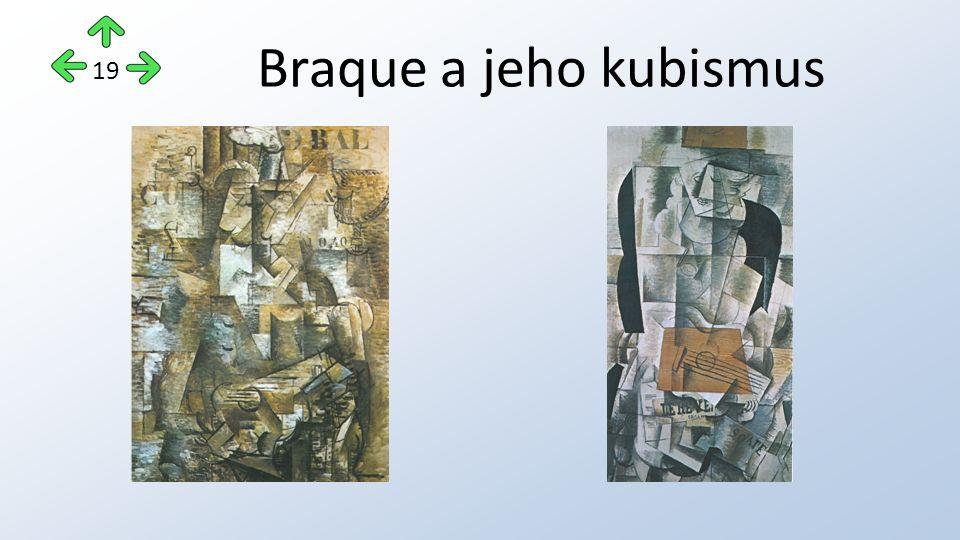 Braque a jeho kubismus 19