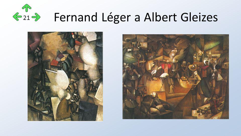 Fernand Léger a Albert Gleizes 21