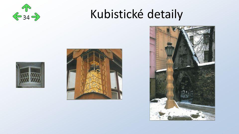 Kubistické detaily 34