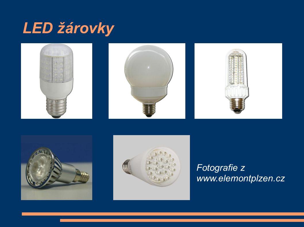 LED žárovky Fotografie z www.elemontplzen.cz