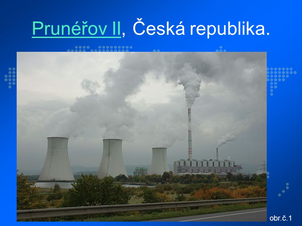 Prunéřov IIPrunéřov II, Česká republika. obr.č.1