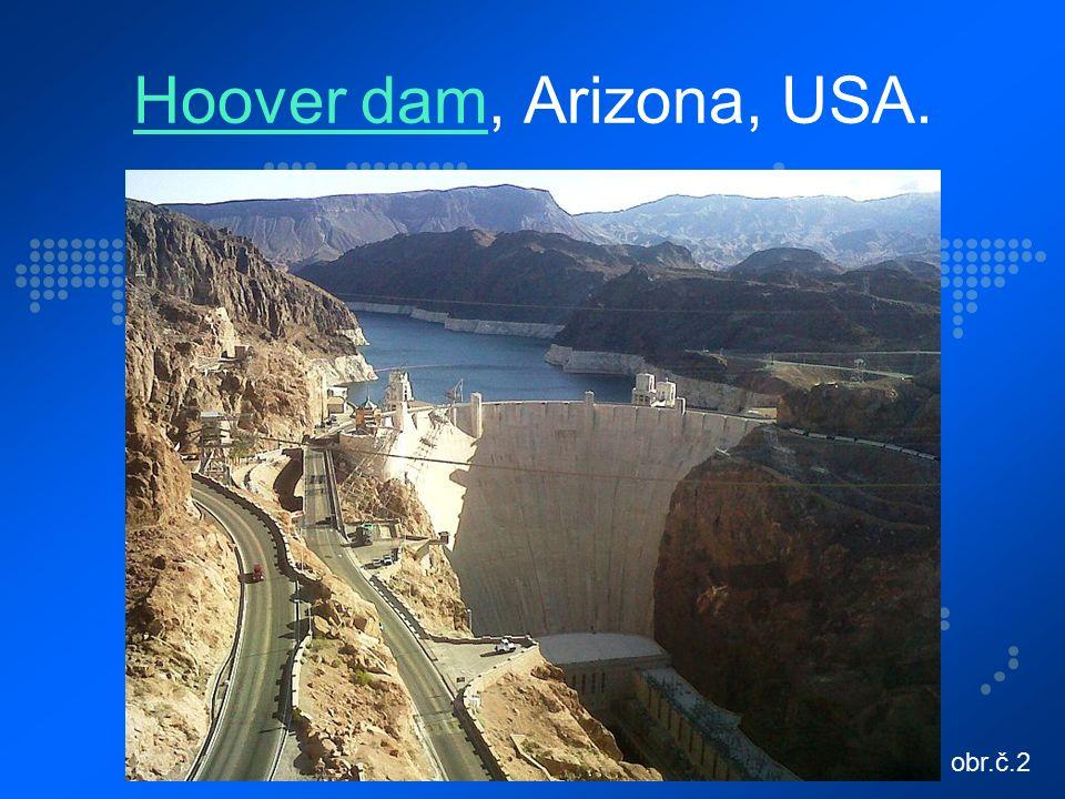 Hoover damHoover dam, Arizona, USA. obr.č.2