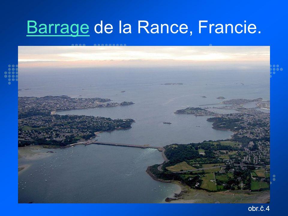 BarrageBarrage de la Rance, Francie. obr.č.4