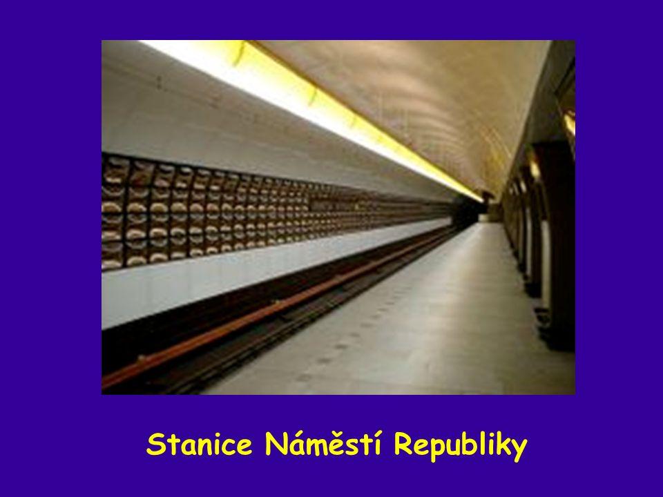 Stanice Náměstí Republiky