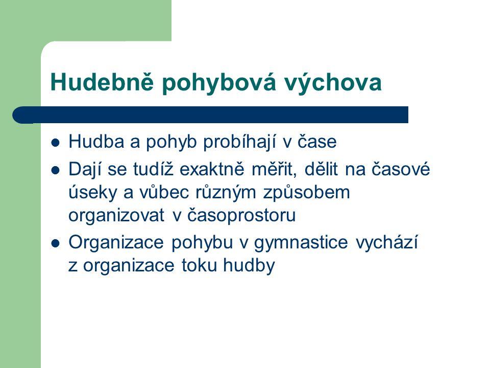 Tečkovaný rytmus Tečka vedle noty prodlužuje její trvání přesně o polovinu např.