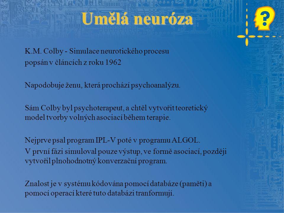 Umělá neuróza K.M.