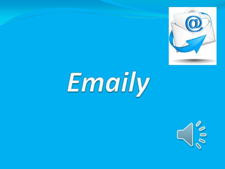 E-mailový klient počítačový program sloužící k přijímání,odesílání emailů nejčastěji ukládá poštu na lokální disk a server poskytovatele e-mailové schránky si vyměňuje zprávy a další informace pomocí internetových protokolů (protkoly – POP3 pro příjem zpráv,IMAP,SMTP pro odesílání) program spravuje i kontakty,dokonce zbavuje nevyžádanou poštu také zvládají instant messaging nebo práci s diskusními skupinami klienti,kteří mají all-in-one (všechno v jednom) kombinují operace MSA,MDA,MRA a MUA (např.